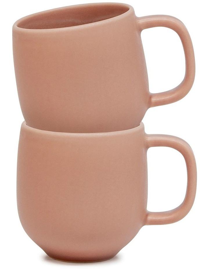 Hue Mug - 380ml - Blush - Set of 6 image 3