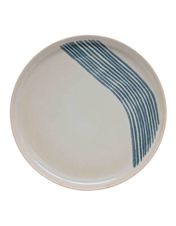 Sketch Dinner Set - 12-Piece - Blue image 2