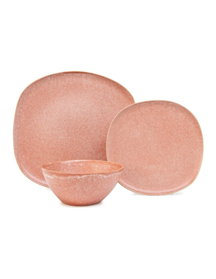 Arch Dinner Set - 12 Piece - Pink image 1