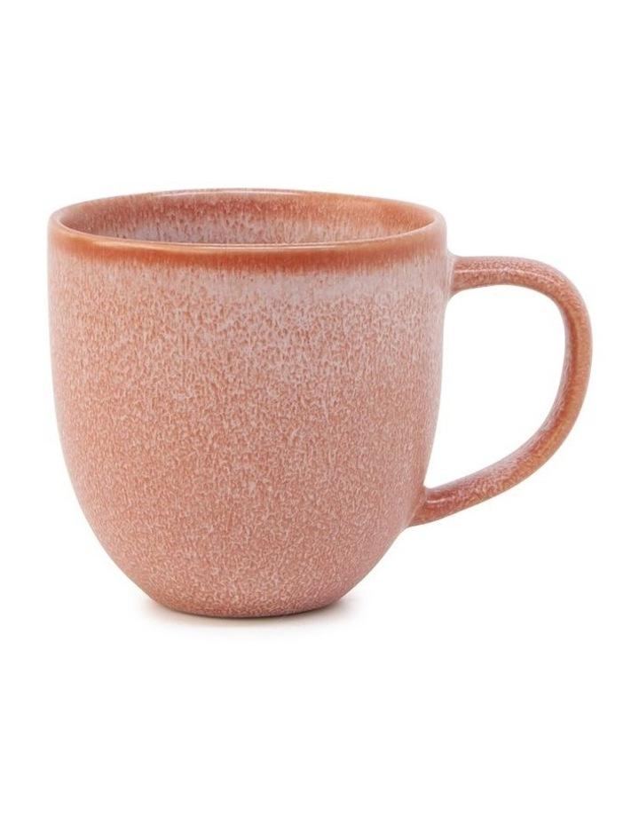 Arch Mug - 380ml - Set Of 4 - Pink image 1