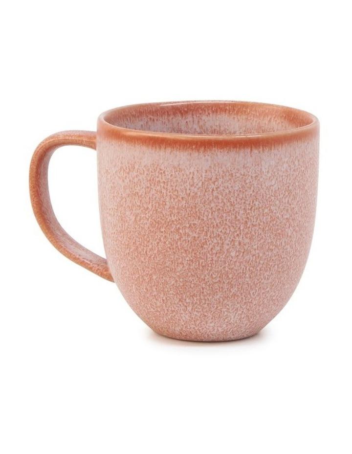 Arch Mug - 380ml - Set Of 4 - Pink image 3