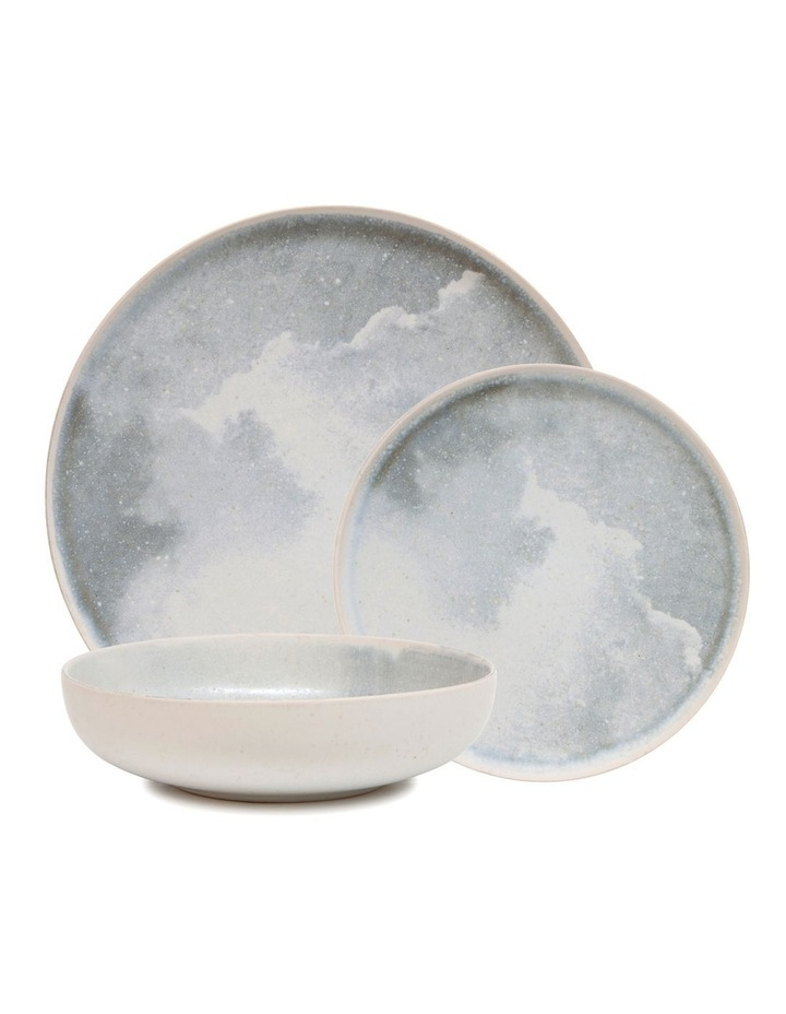 Nebi Dinner Set - 12 Piece - Grey image 1