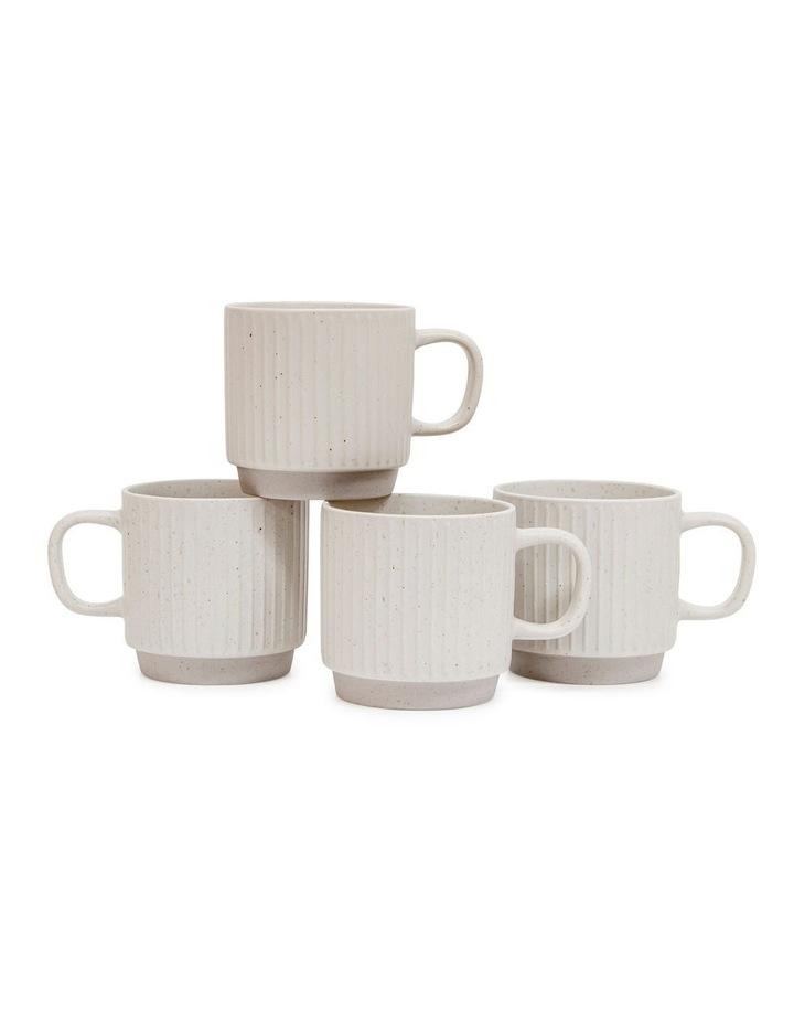 Prata Mug - 320ml - Set Of 4 image 1