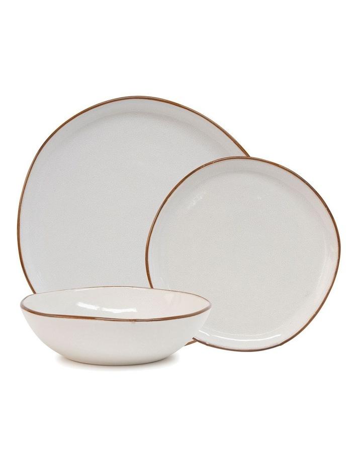 Series Dinner Set - 12 Piece - White image 1