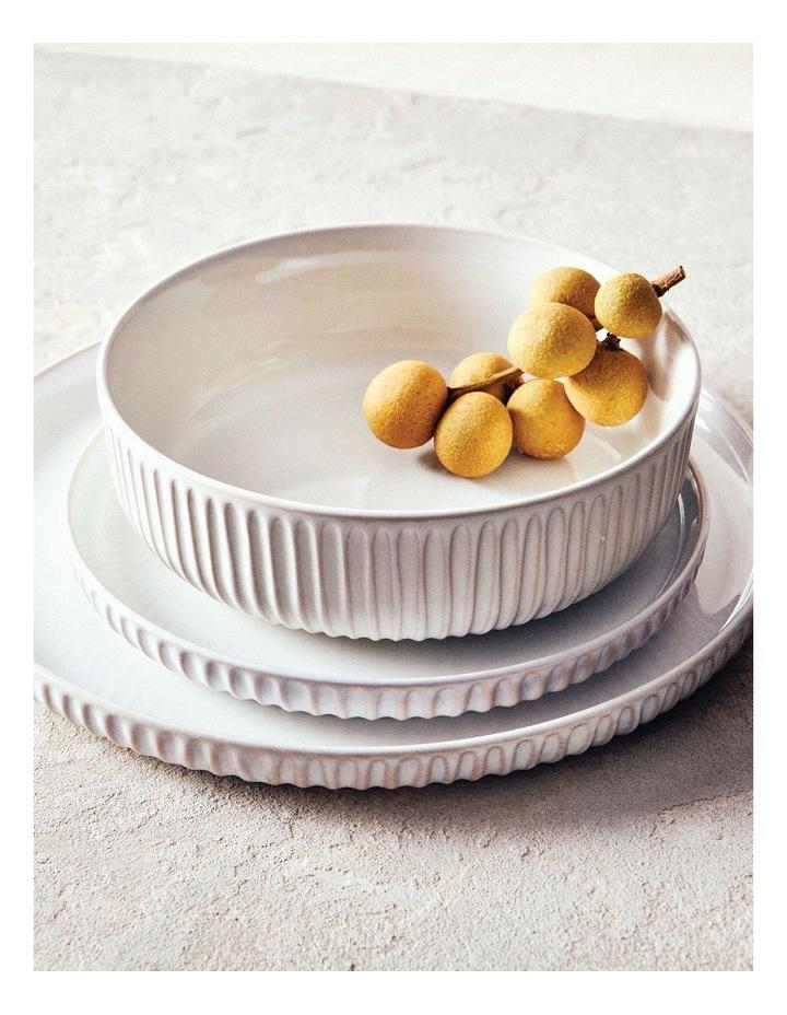 Amana Dinner Set - 12 Piece - White image 6