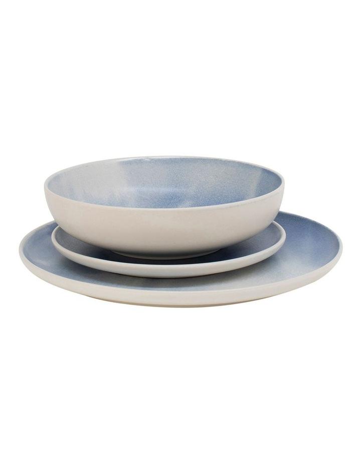 Kanoko Dinner Set - 12 Piece - Blue image 2