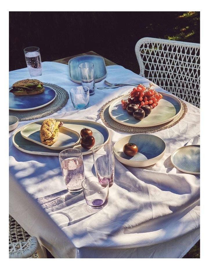 Kanoko Dinner Set - 12 Piece - Blue image 6