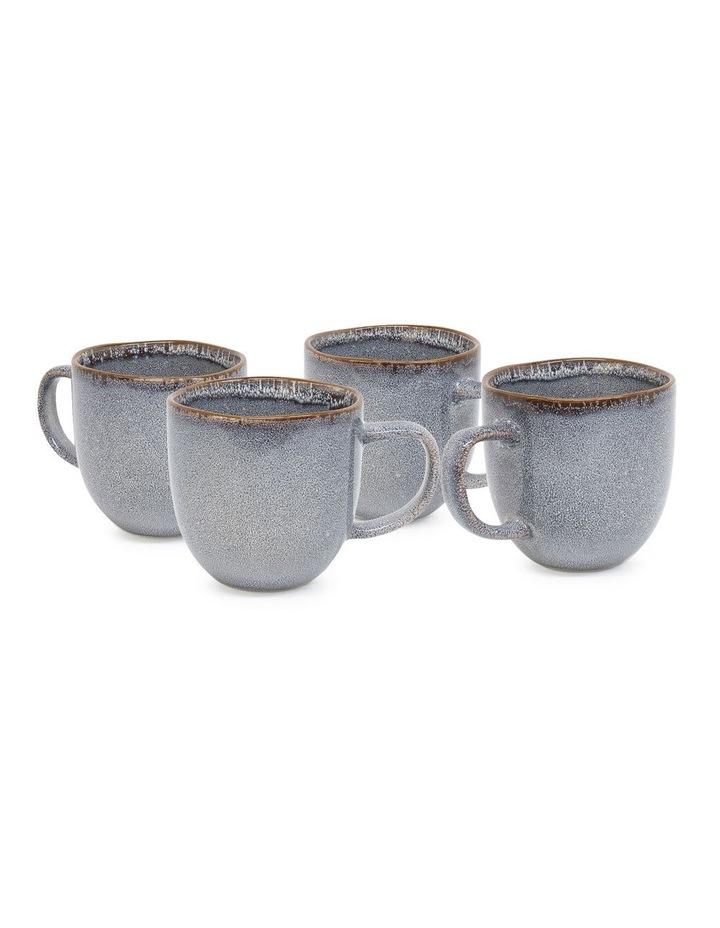 Series Mug - 380Ml - Set Of 4 - Sky image 1