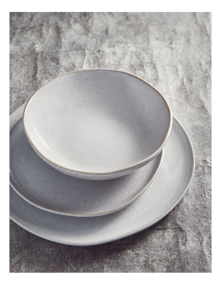 Series Dinner Set - 12 Piece - Grey image 6