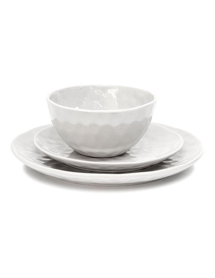 Napier Dinner Set - 12 Piece - New White image 2