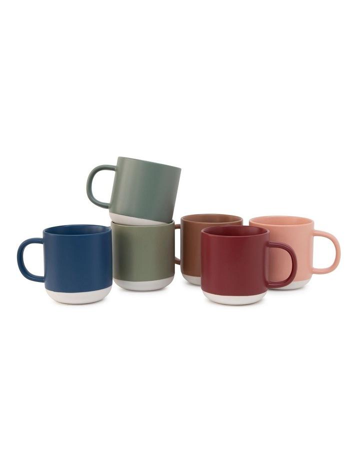 Prism Mug - 330ml - Set Of 6 image 1