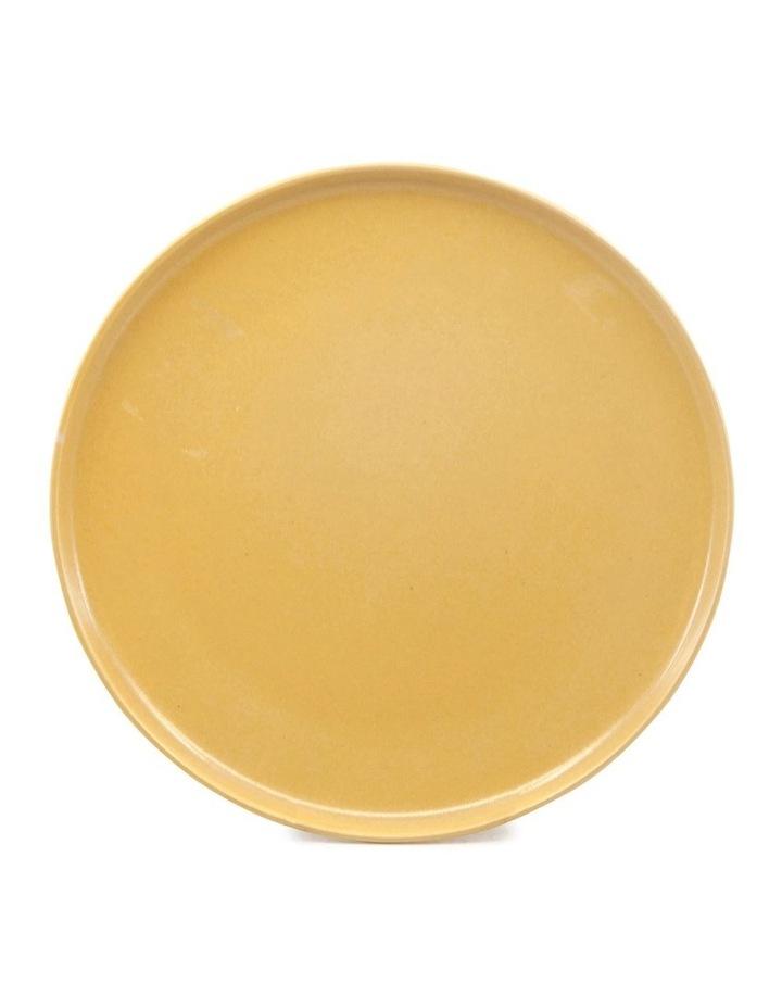 HUE Dinner Plate - 27.5cm - Yellow image 1