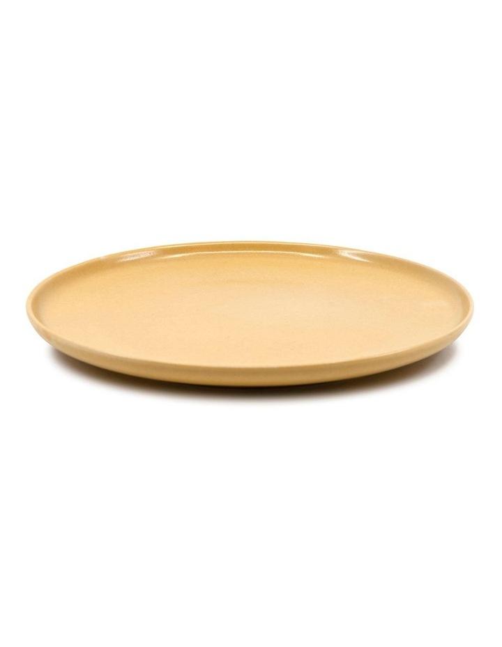 HUE Dinner Plate - 27.5cm - Yellow image 2