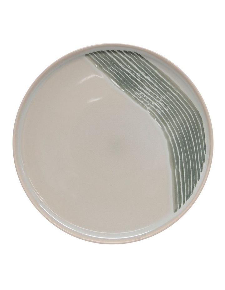 SKETCH Dinner Plate - 27cm - Green image 1