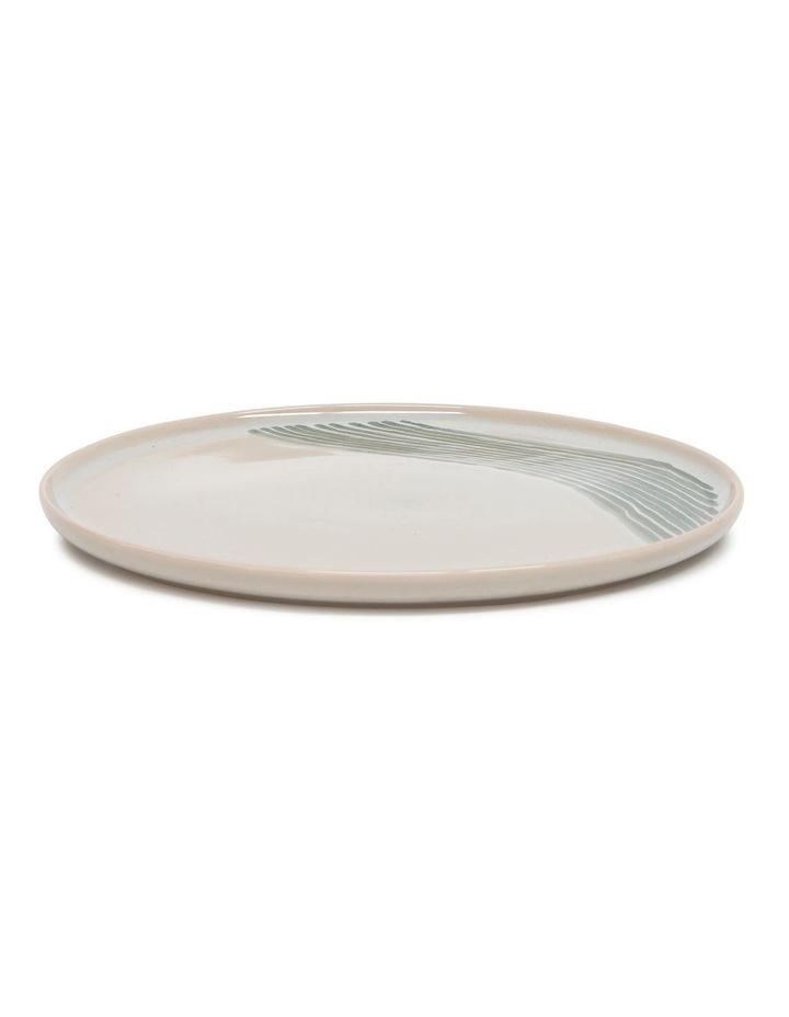 SKETCH Dinner Plate - 27cm - Green image 2