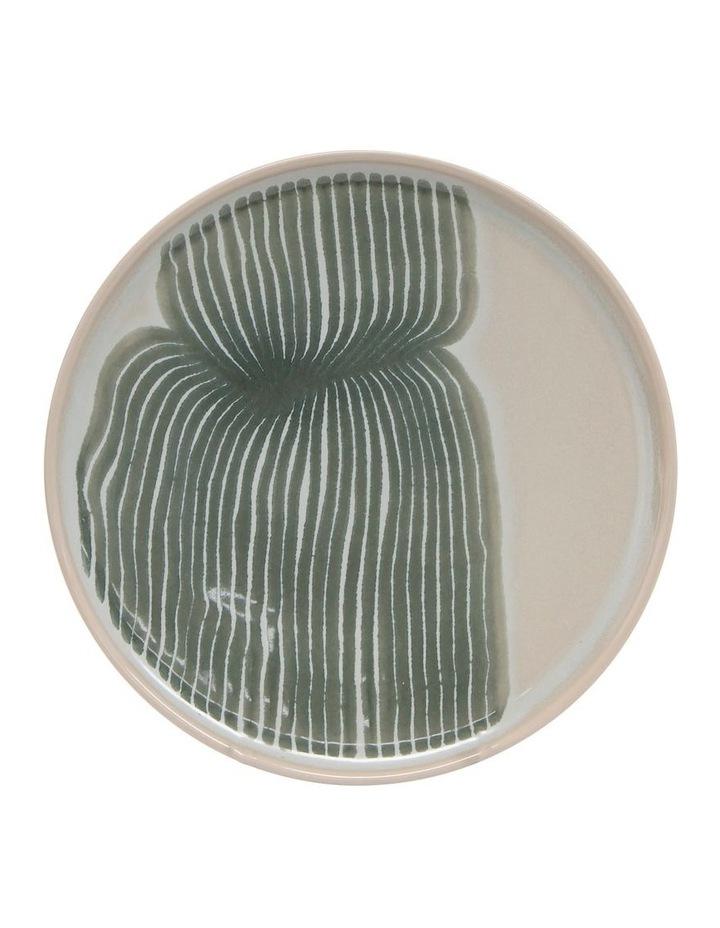 SKETCH Side Plate - 20cm - Green image 1