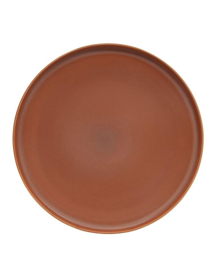 Hue Dinner Plate - 27.5cm - Rust image 1
