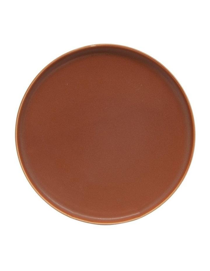 Hue Side Plate - 20cm - Rust image 1