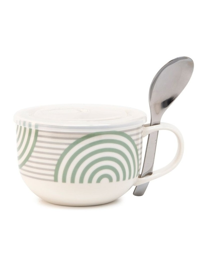 Lunch2Go Soup Mug With Spoon - 520ml - Arch image 1