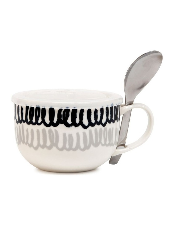 Lunch2Go Soup Mug With Spoon - 520ml - Loop image 1