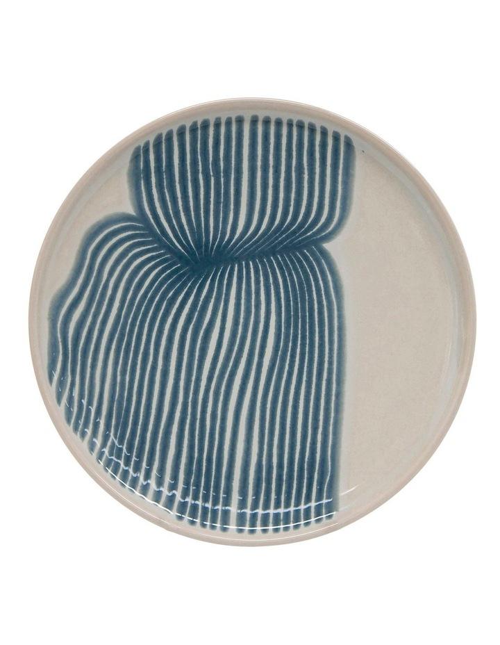 Sketch 20cm Side Plate in Blue image 1