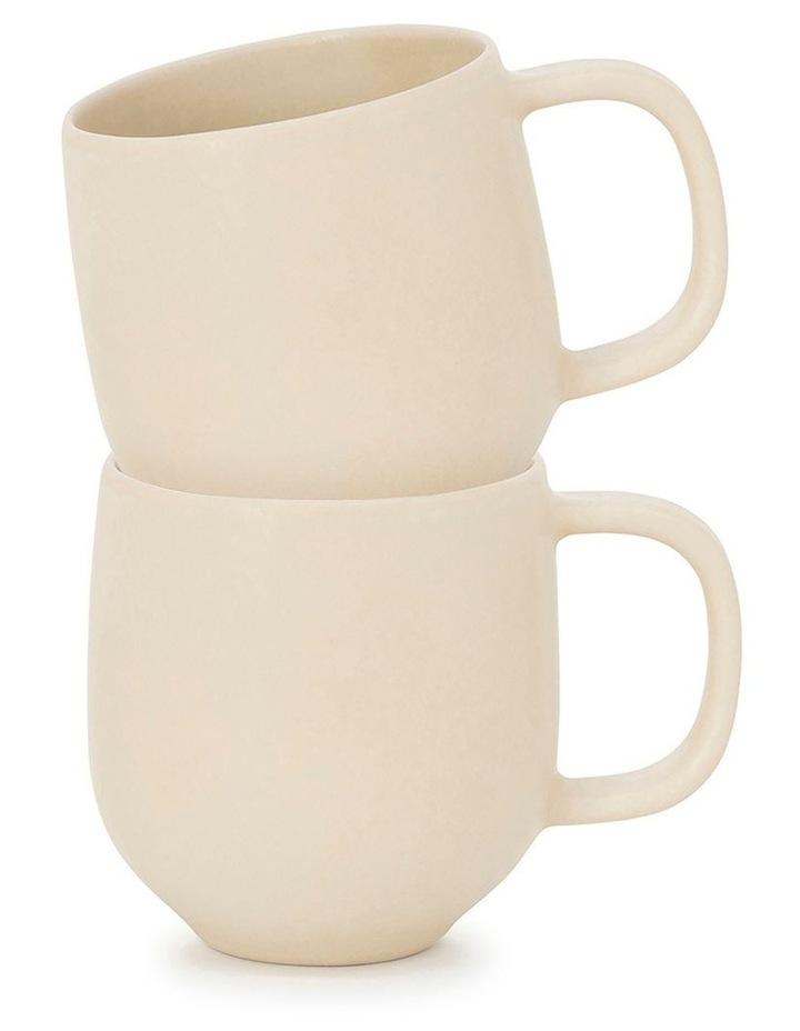 Hue Mug - 380ml - Butter image 2