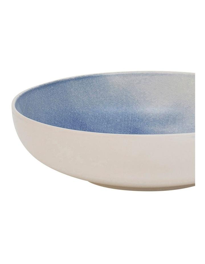 Kanoko Bowl - 20.5cm - Blue image 2