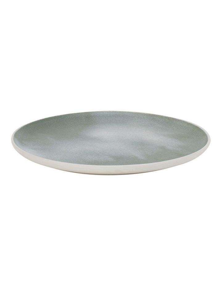Kanoko Dinner Plate - 27cm - Green image 2