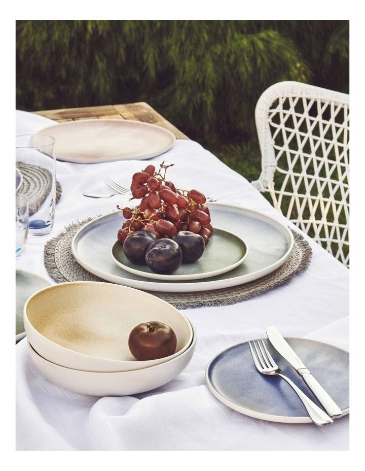 Kanoko Dinner Plate - 27cm - Green image 3