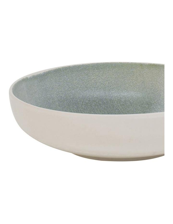 Kanoko Bowl - 20.5cm - Green image 2