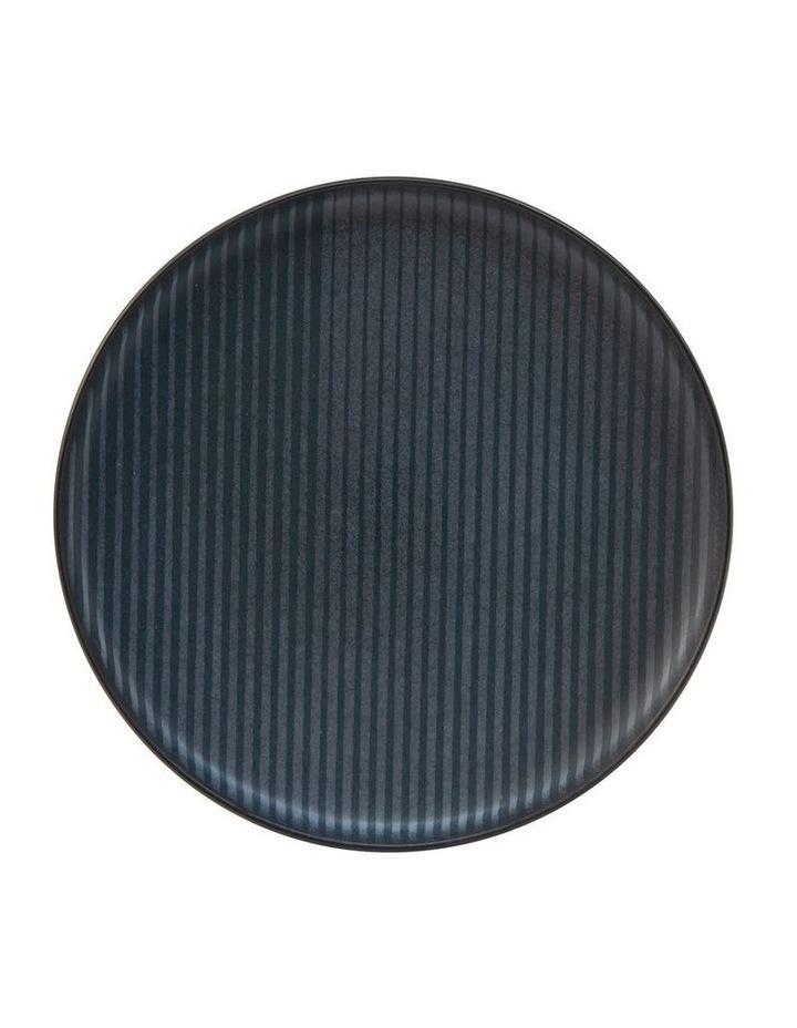Oleg Side Plate - 20cm - Black image 1