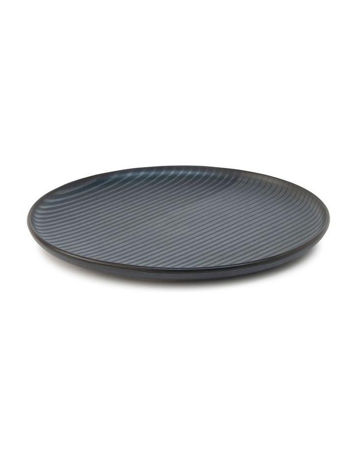 Oleg Side Plate - 20cm - Black image 2