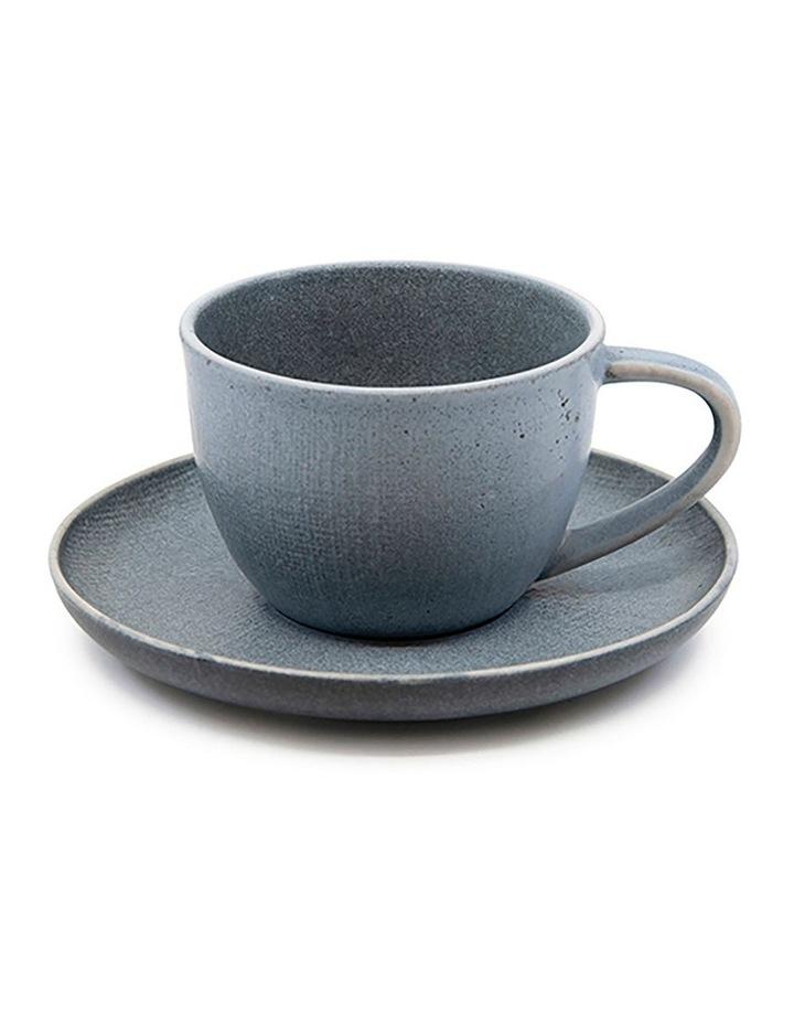 HITCH Tea Cup and Saucer Set - 220ml/15cm image 1