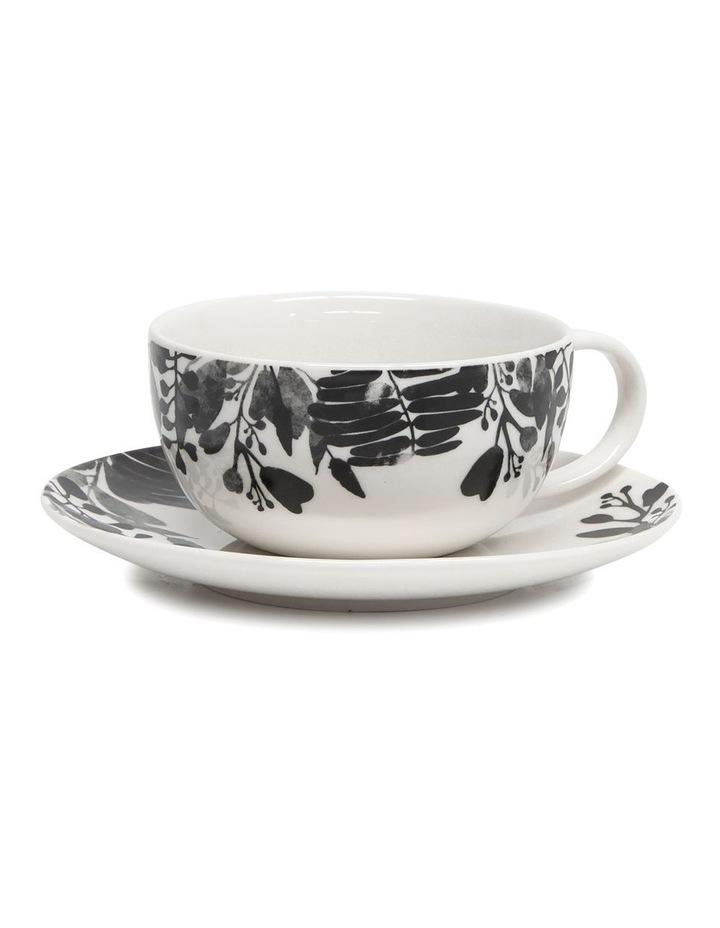 NERI Tea Cup and Saucer Set - 250ml/15cm image 2