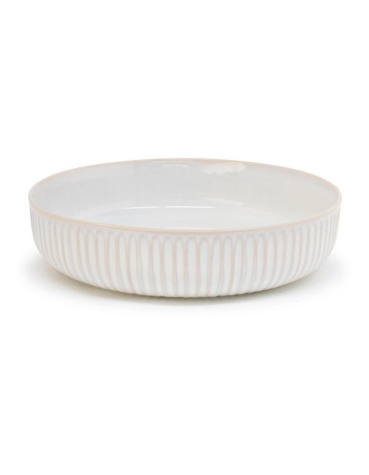 Amana Serving Bowl - 28cm - White image 1