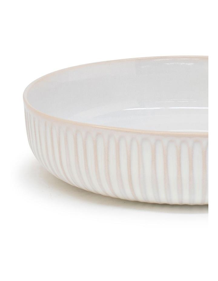 Amana Serving Bowl - 28cm - White image 2