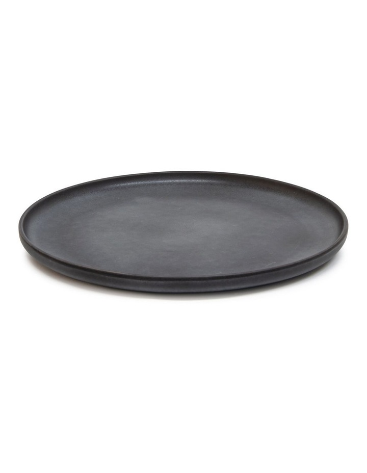 MAJOR Round Serving Platter - 33cm - Black image 1