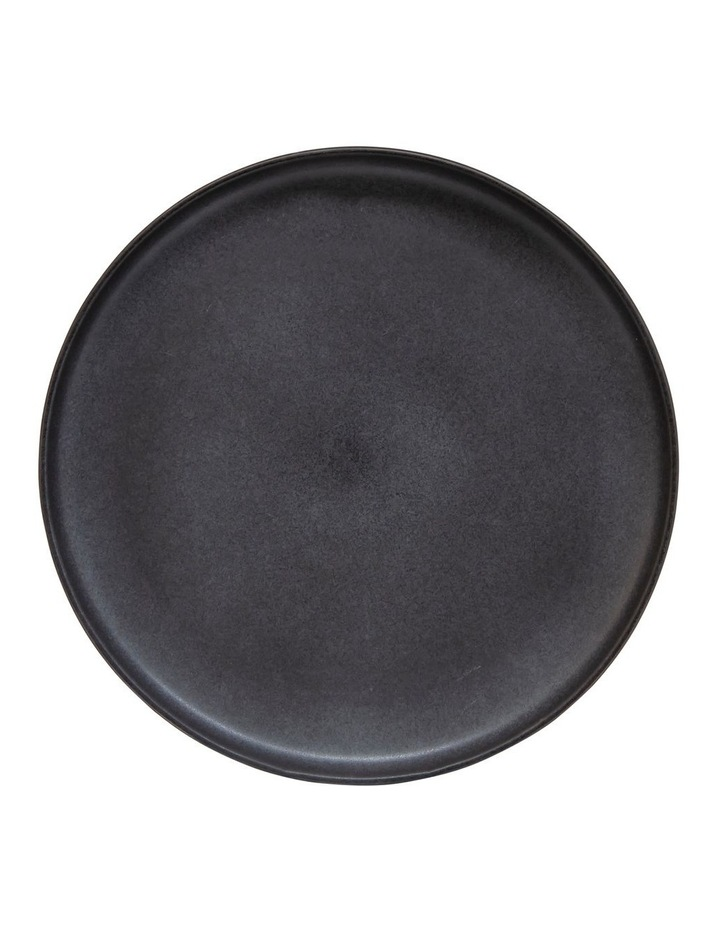 MAJOR Round Serving Platter - 33cm - Black image 2