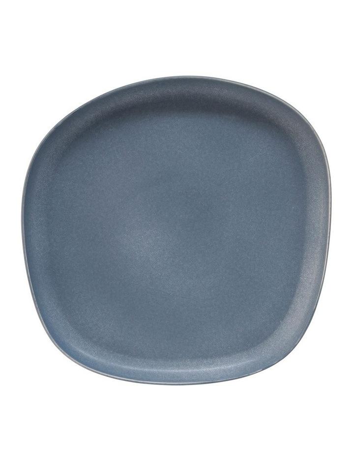 Arcata Platter - 33cm - Blue image 1