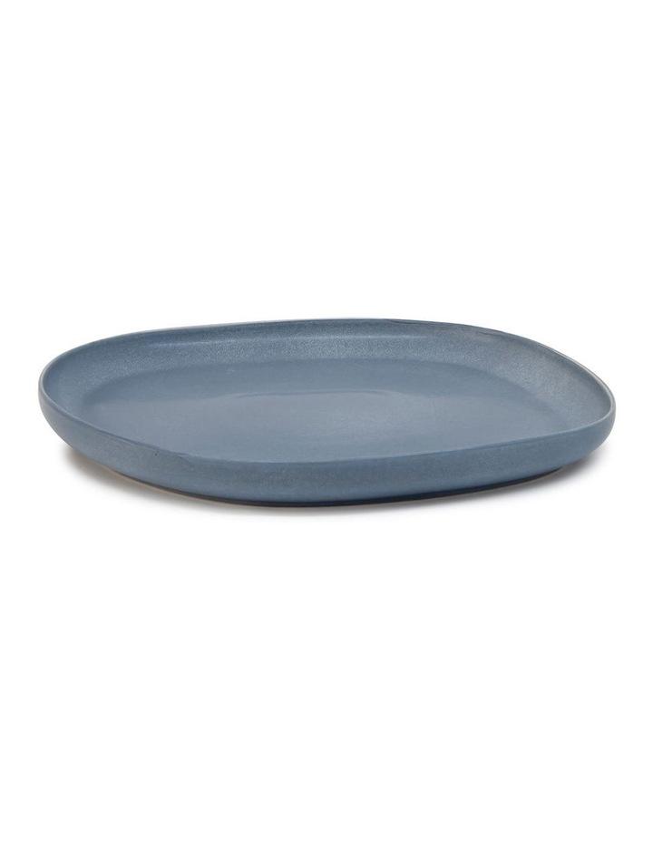 Arcata Platter - 33cm - Blue image 2