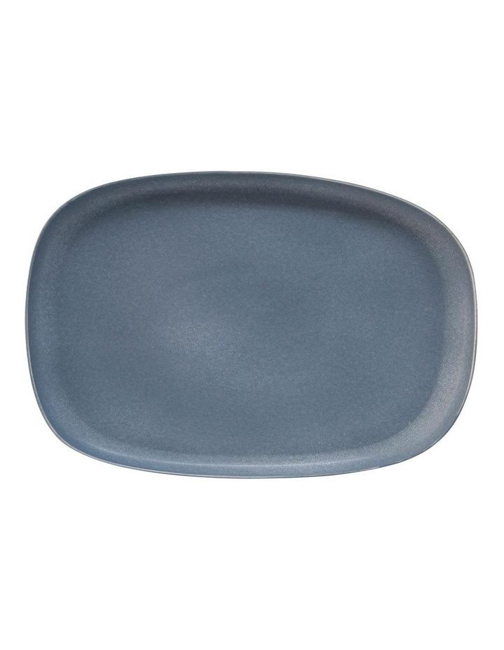 Arcata Platter - 40cm - Blue image 1
