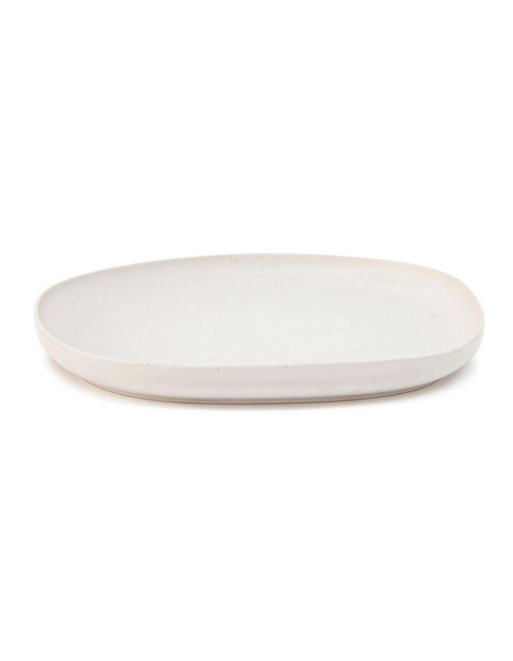 Arcata Round Platter - 33cm - Natural image 2