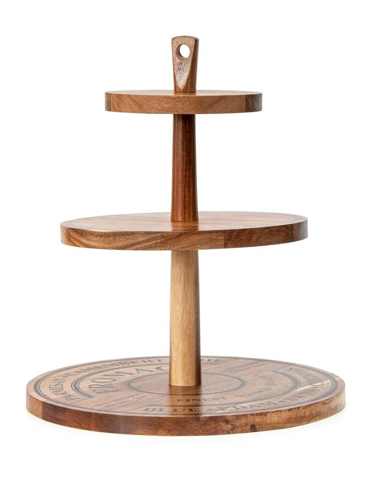 Fromage Serving Stand - 3 Tier image 1