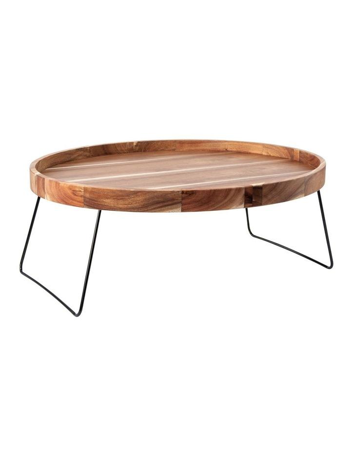 Maid Oval Breakfast Tray - 40cm image 1