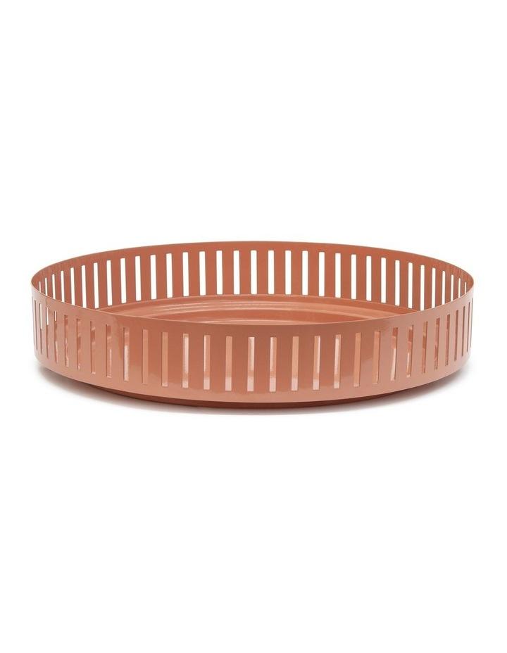 Strand Fruit Bowl - 40cm - Clay image 1