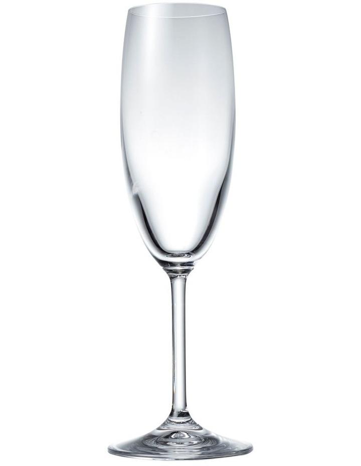 VINO VINO Champagne Flutes - 175ml - Set of 8 image 1
