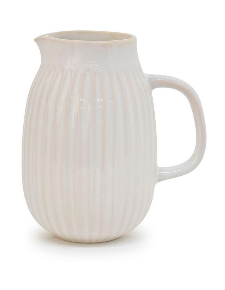 Amana Jug - 1.2L - White image 1