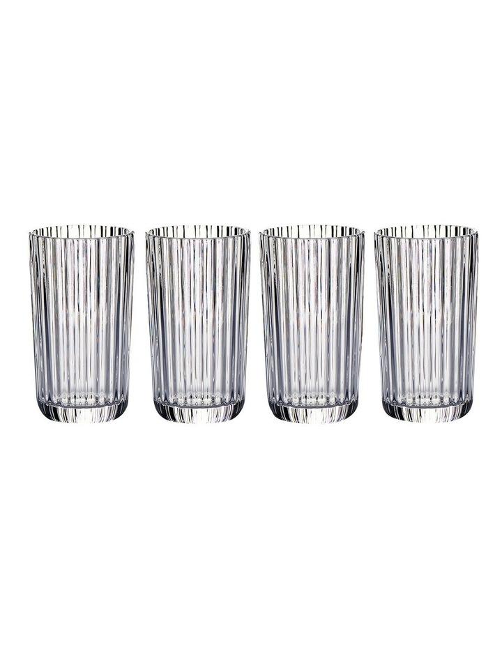 Remi Highball Glasses - 300ml - Set Of 4 image 2