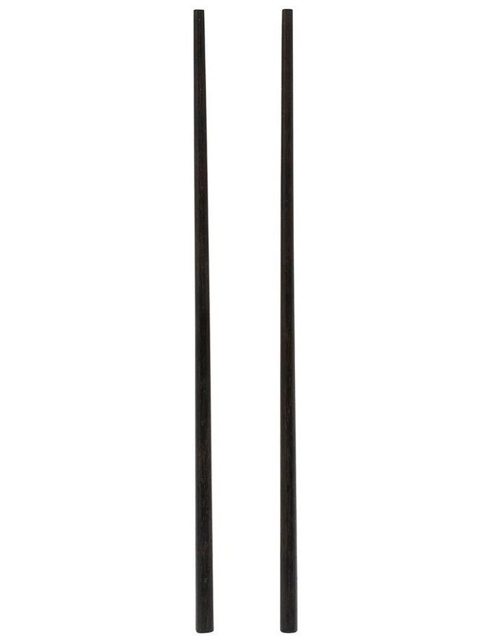 Osaka Chopsticks - 6 Piece - Black image 3