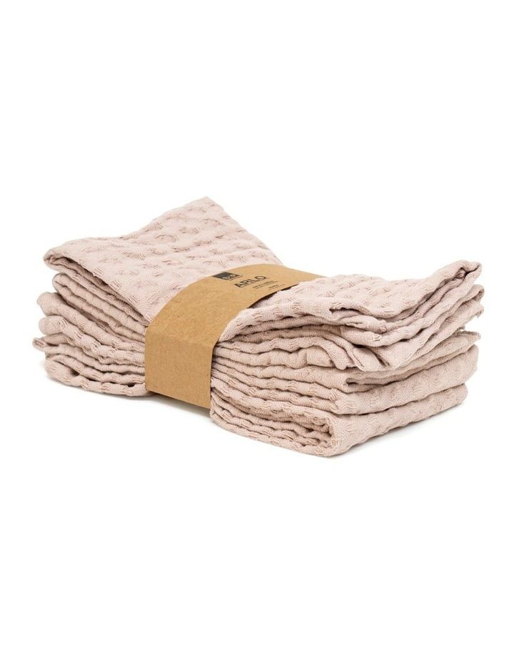 Arlo Napkin - 45cm - Set Of 4 - Soft Clay image 1